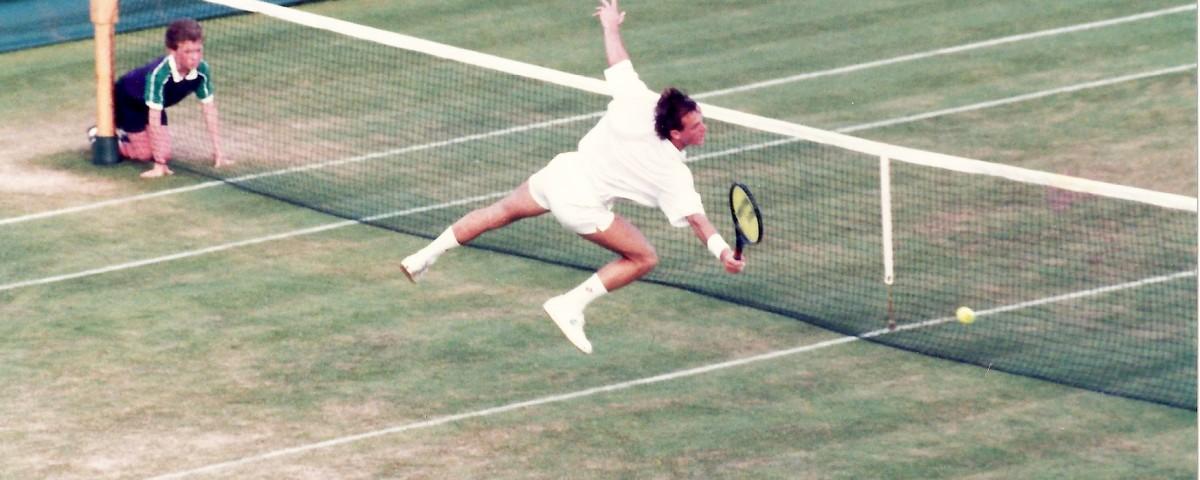 Wimbledon Volley